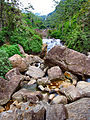 Flickr - ronsaunders47 - A WATERFALL AND BOULDERS. SRI LANKA..jpg