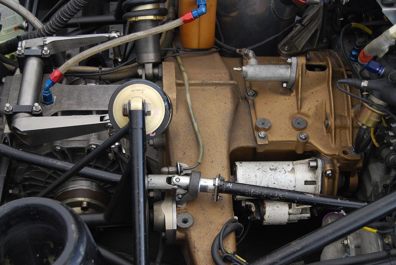 Yamaha Shift Rod