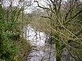 Flooded Disused Quarry, Trenewydd Lane, Llanteg - geograph.org.uk - 1169904.jpg
