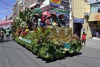 Kadayawan Festival - Image: Floral Float Parade