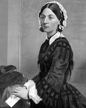 History of feminism - Florence Nightingale