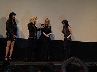 Floria Sigismondi - Floria Sigismond, Cherie Currie, Dakota Fanning, Kristen Stewart