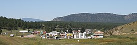 Florissant CO Panorama 2006 08 30.jpg