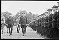 """Fo30141711140065 128 """"Reservebataljon Holmestrand paraderer for Quisling på Slottsplassen"""" 1942-06-14 (NTBs krigsarkiv, Riksarkivet).jpg"""