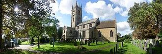 Folkingham - St. Andrew's Church