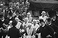 Folkloristisch festival te Bolsward, overzicht optreden Bolswarder Skotsploeg me, Bestanddeelnr 914-1903.jpg