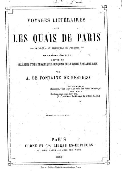 File:Fontaine de Resbecq - Voyages littéraires sur les quais de Paris.djvu