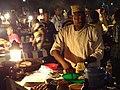 Food Vendor in Forodhani Gardens at Night - Stone Town - Zanzibar - Tanzania (8868676141).jpg