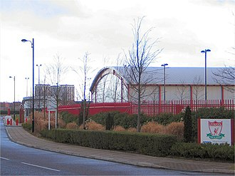 Liverpool F.C. Reserves and Academy - The Academy