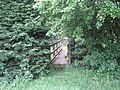 Footbridge over Red House Beck at Middridge Grange Mill - geograph.org.uk - 2428065.jpg