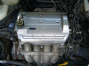 Ford Zetec engine - Image: Ford Zetec S 1.7 engine