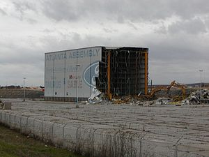 Atlanta Assembly - Ford Taurus Assembly Plant, Hapeville Ga, February 2009