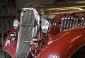 Ford firetruck front grill and headlights, Auckland - 0753.jpg