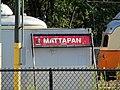 Former station sign at Mattapan station, August 2016.JPG