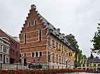 Former town hall of Overijse, Belgium (DSCF7525).jpg
