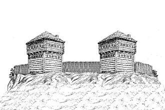 Fort Denonville - Image: Fort Denonville