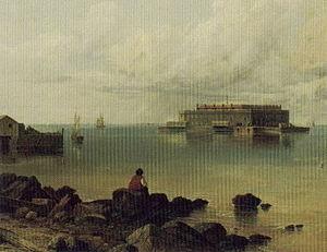Fort Lafayette - Image: Fort Lafayette Brooklyn