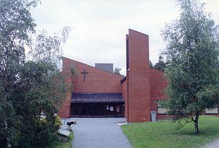 Fossum Church Church in Oslo, Norway