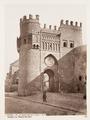 Fotografi på Puerta del Sol, Toledo, 1800-tal - Hallwylska museet - 107272.tif