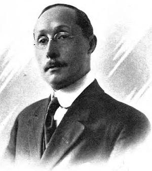 François E. Matthes - Image: FrançoisÉmile Matthes circa 1915