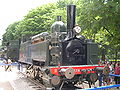 France Paris Champs Elysees Locomotive 030TA628 01.JPG