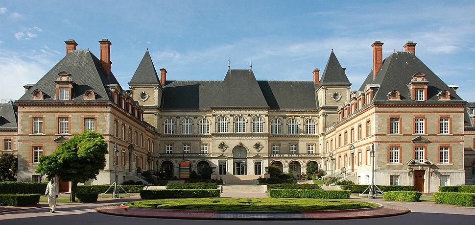 France Paris Cite Universitaire Maison internationale