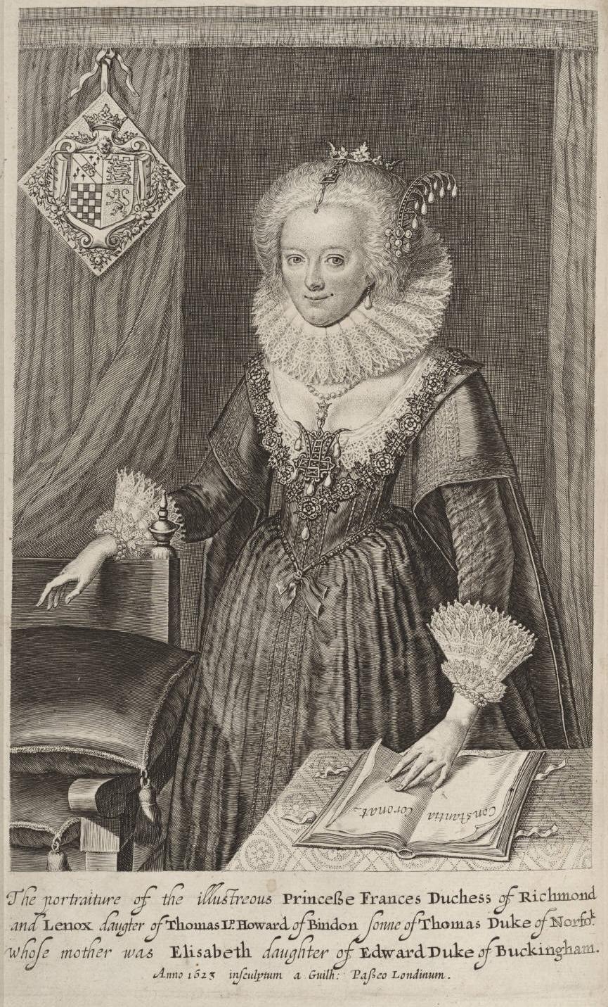 Frances, Duchess of Richmond and Lennox