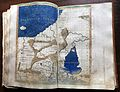 Francesco Berlinghieri, Geographia, incunabolo per niccolò di lorenzo, firenze 1482, 18 sarmazia (baltico) 01.jpg