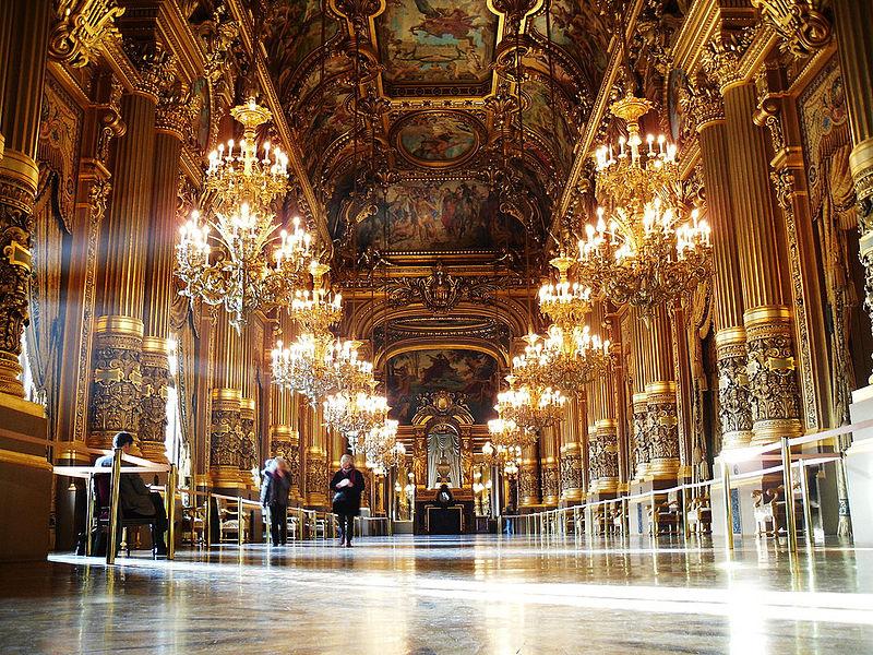 Superficie Grand Foyer Opera Garnier : File francia paris opera g wikimedia commons