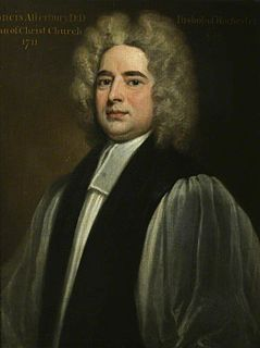 Francis Atterbury British bishop