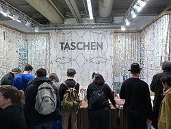 Frankfurta librofoiro 2012 eldonejo Taschen.JPG