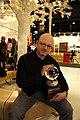 Frankfurter Buchmesse 2015 - Timur Vermes 2.JPG