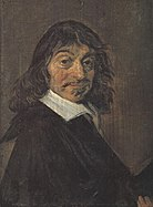 Frans Hals, Portrait of Rene Descartes - digitally manipulated by Jan Arkesteijn.jpg
