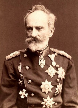 Chief of the Serbian General Staff - Image: Frantisek Zach