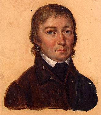 Valentin Vodnik - Image: Franz Kurz zum Thurn und Goldenstein Valentin Vodnik (cropped)