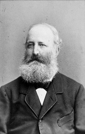Franz Ritter von Hauer - Franz von Hauer