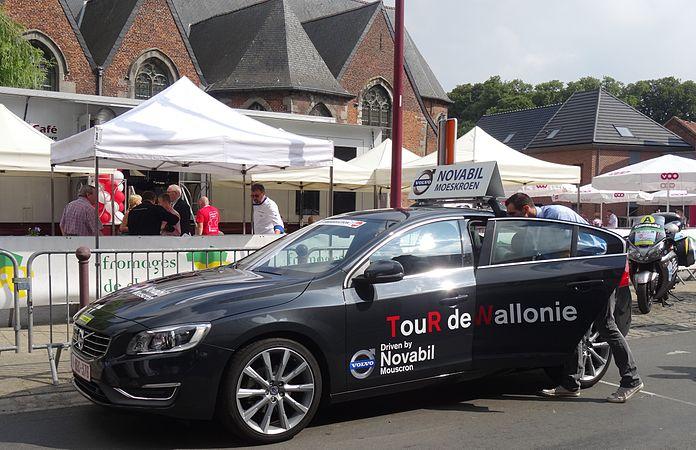 Frasnes-lez-Anvaing - Tour de Wallonie, étape 1, 26 juillet 2014, départ (A08).JPG