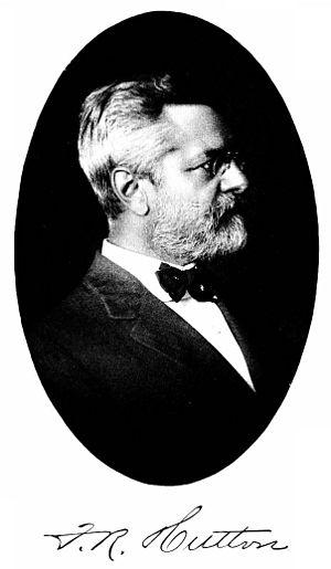 Frederick Remsen Hutton - Frederick Remsen Hutton (1853-1918)