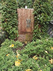 Friedhof der Dorotheenstädt. und Friedrichwerderschen Gemeinden Dorotheenstädtischer Friedhof Okt.2016 - 4