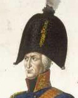 Friedrich Adolf, Count von Kalckreuth - Friedrich Adolf, Count von Kalckreuth.