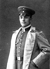 Friedrich Kellner, 1914