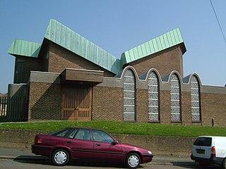 Frindsbury Extra civil parish on the Hoo Peninsula in Medway, England