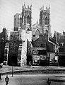 Frith, Francis - York, Bootham Bar und York Münster (Zeno Fotografie).jpg