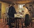 Fritz von Uhde - Christus mit den Bauern (ca.1887-88).jpg