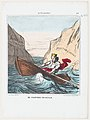 From Scylla to Charybdis, from 'News of the day,' published in Le Charivari, March 20, 1869 MET DP877759.jpg