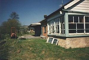 Frongoch - Image: Frongoch station, Nr Bala, Gwynedd geograph.org.uk 66859