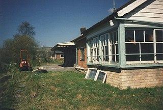Frongoch railway station Disused railway station in Gwynedd, Wales