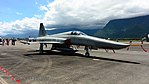Front Right View of ROCAF RF-5E 5503 Display at Hualien AFB Apron 20170923.jpg