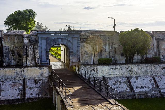 Benteng Marlborough, salah satu destinasi wisata Bengkulu