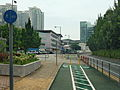 Fu Tung Street and Cheung Tung Road (Hong Kong).jpg
